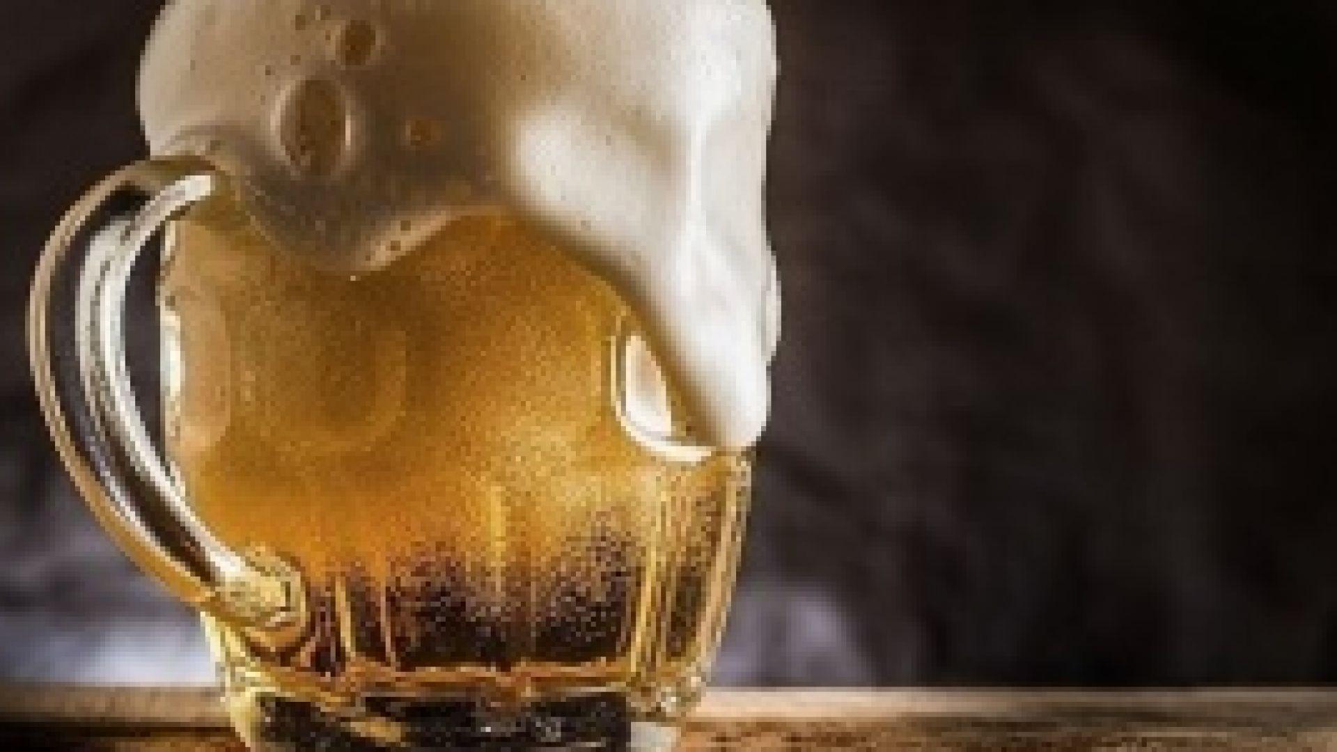 4% спад в производството на бира у нас