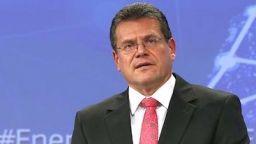 Еврокомисар: Няма проблеми с доставките на руски газ през Украйна