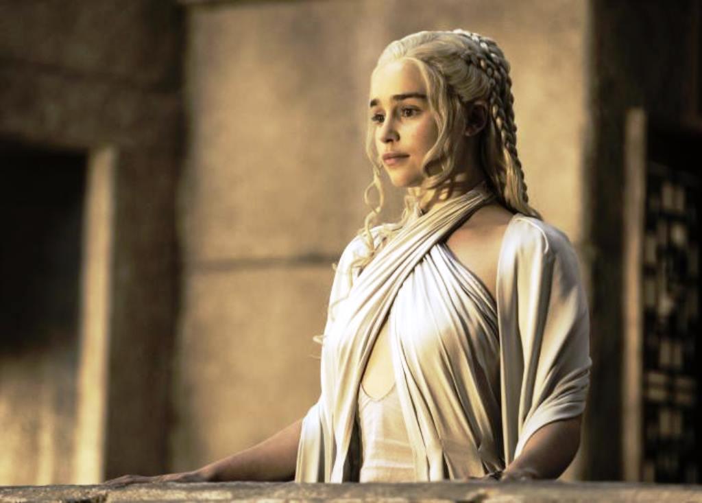 """Емилия Кларк се сбогува с """"Игра на тронове"""""""