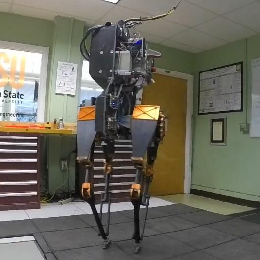 Учени разработват най-бързия робот в света