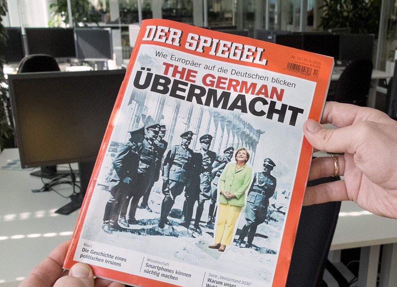 Гърция: Не сме се отказали от репарациите от Германия