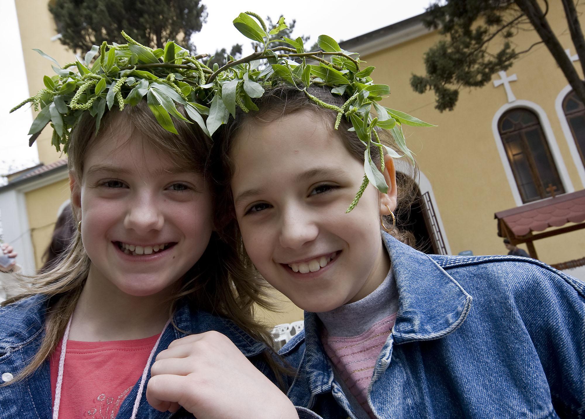 Празнуваме Цветница, а католиците - Великден