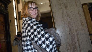 Ченалова оправдана за длъжностно престъпление - допуснала грешка без умисъл