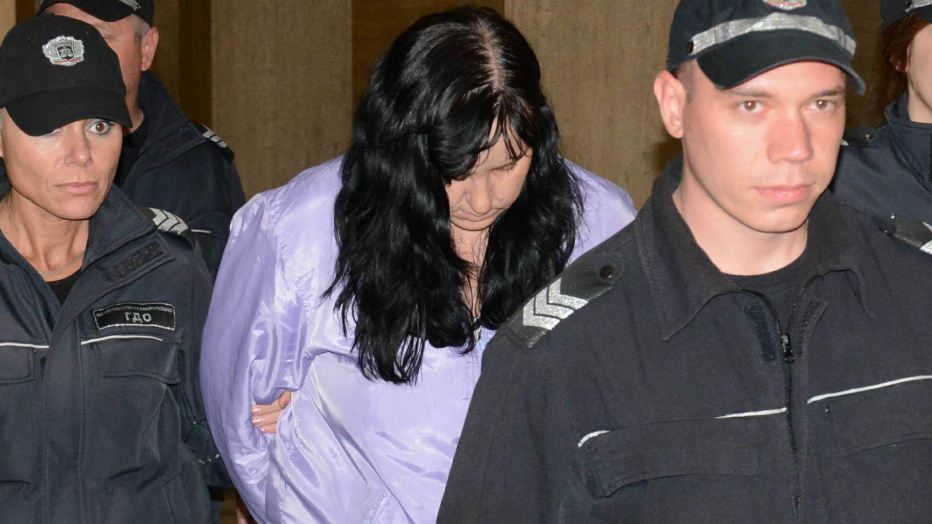 Съдът за акушерката, пребила бебе: Безчовечна, жестока и безскрупулна