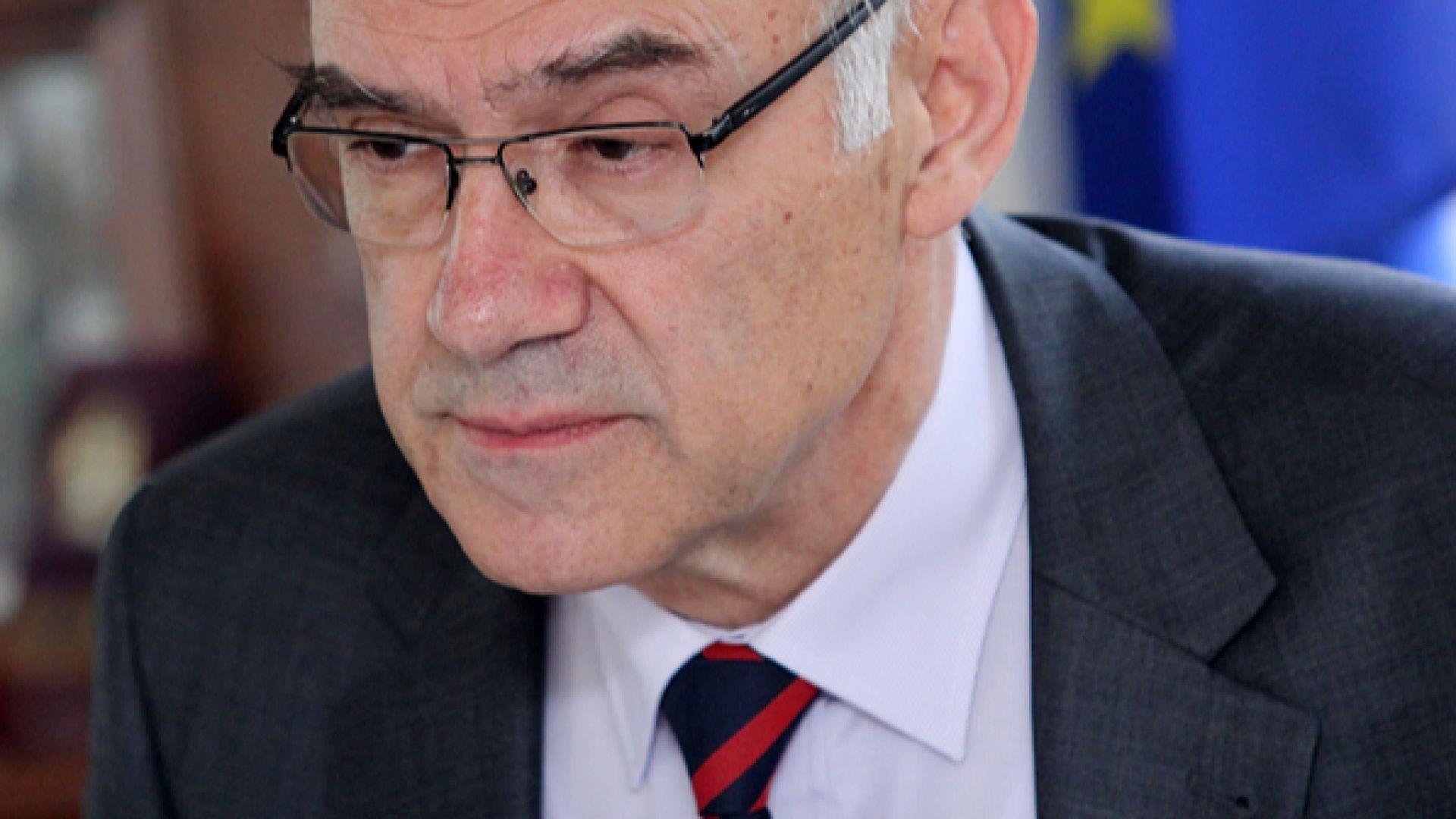 Парламентът решава в четвъртък за предсрочното освобождаване шефа на КЕВР