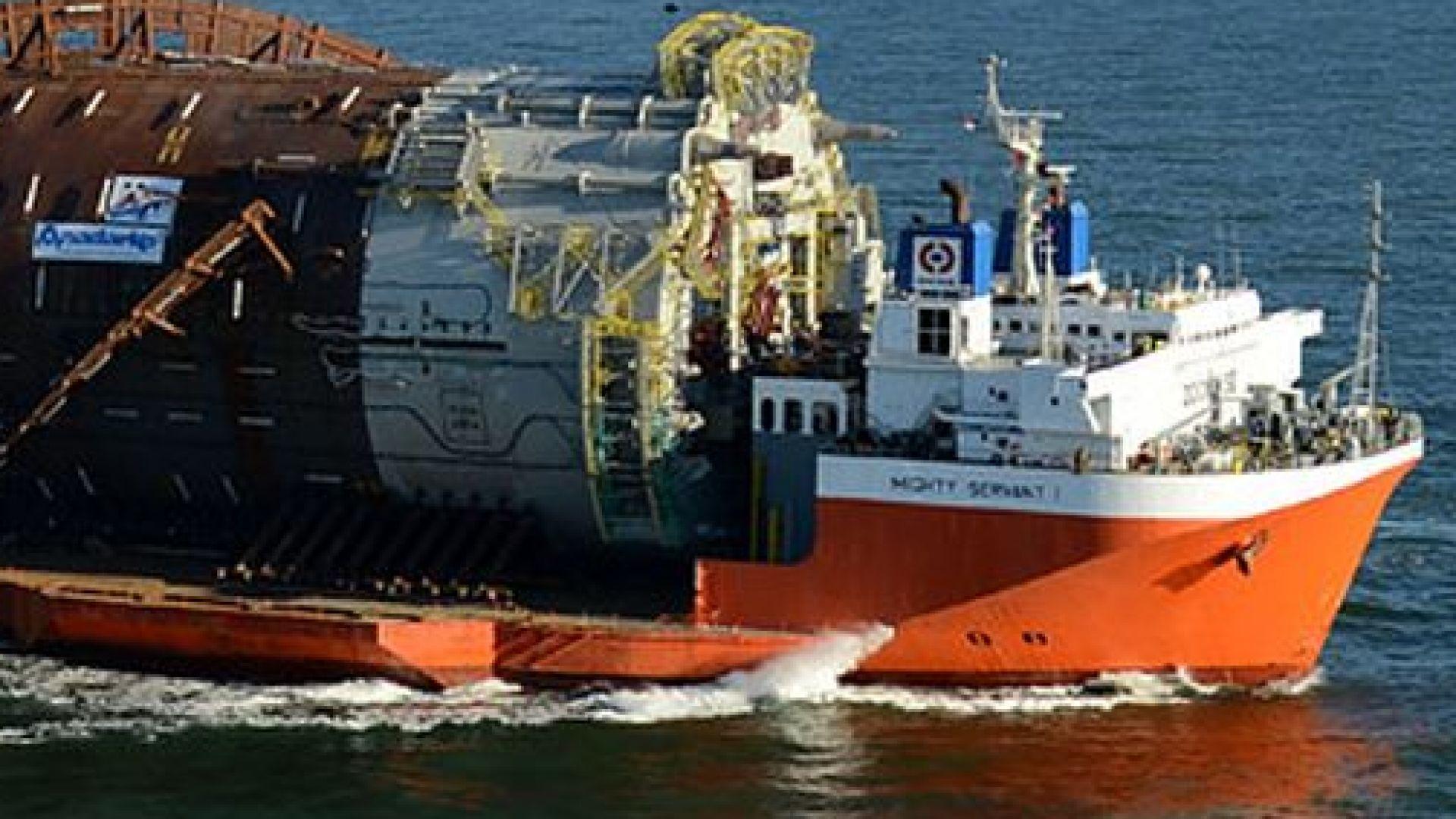 Шел започва проучване за нефт и газ в Черно море край Бургас