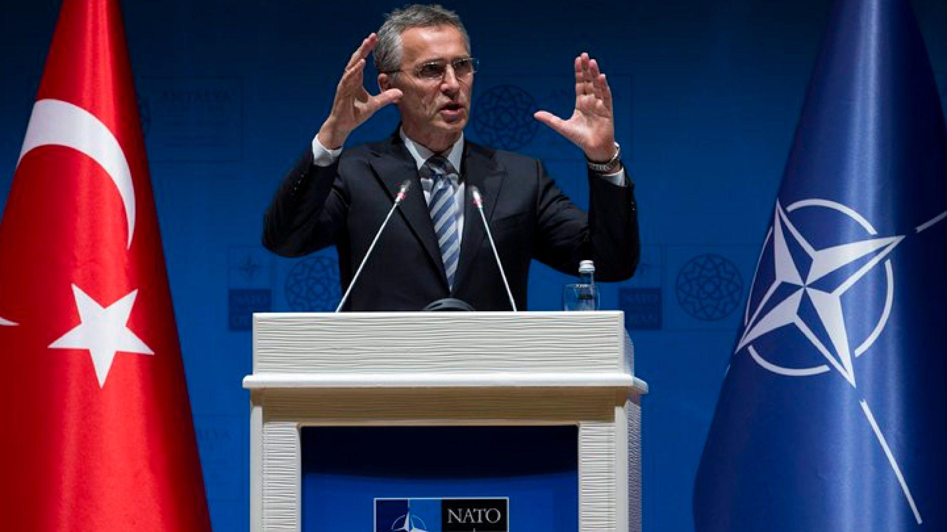 """Столтенберг: Не е работа на НАТО да решава за """"Северен поток"""""""