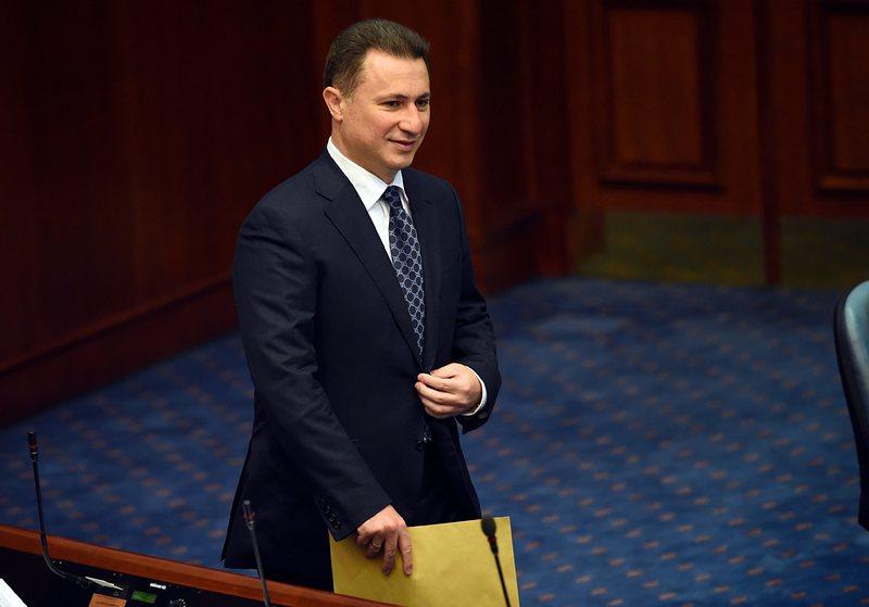 Опозицията в Македония показа нови скандални записи