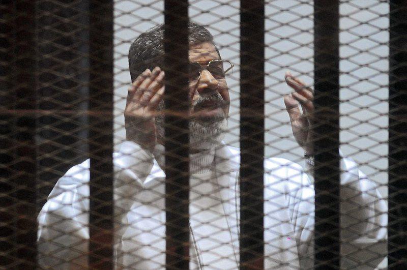 Бившият президент на Египет Мохамед Морси бе осъден на смърт