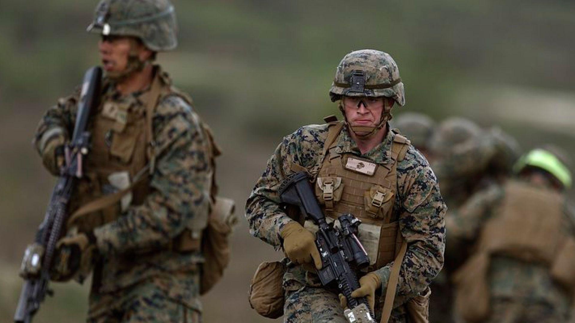 Централното командване на САЩ иска 5000 войници в Близкия изток