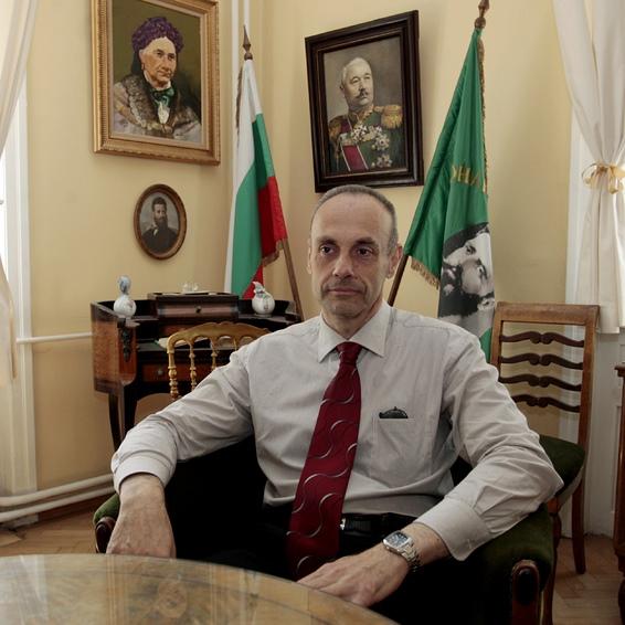 Христо Ботев - един от истинските синове на майка България