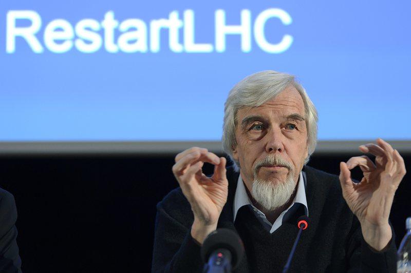ЦЕРН: Настъпва времето за нова физика