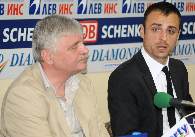 В Гърция: Бербатов подписва с шампиона
