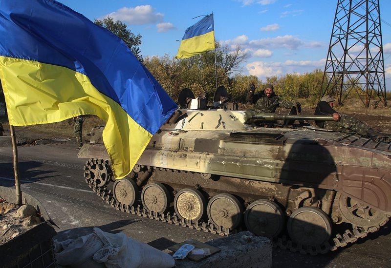Украйна забрани комунистическата партия