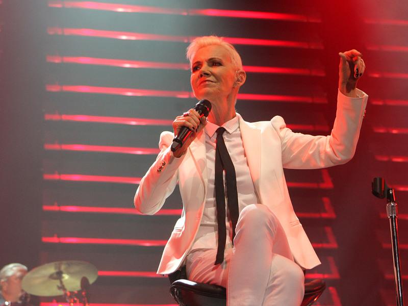 Roxette изпълниха най-големите си хитове в София