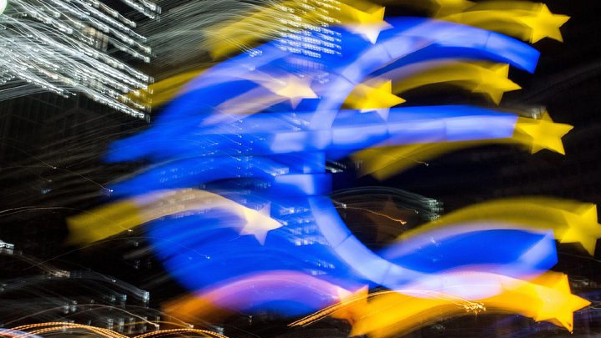 8 месеца спад на икономическото доверие в еврозоната