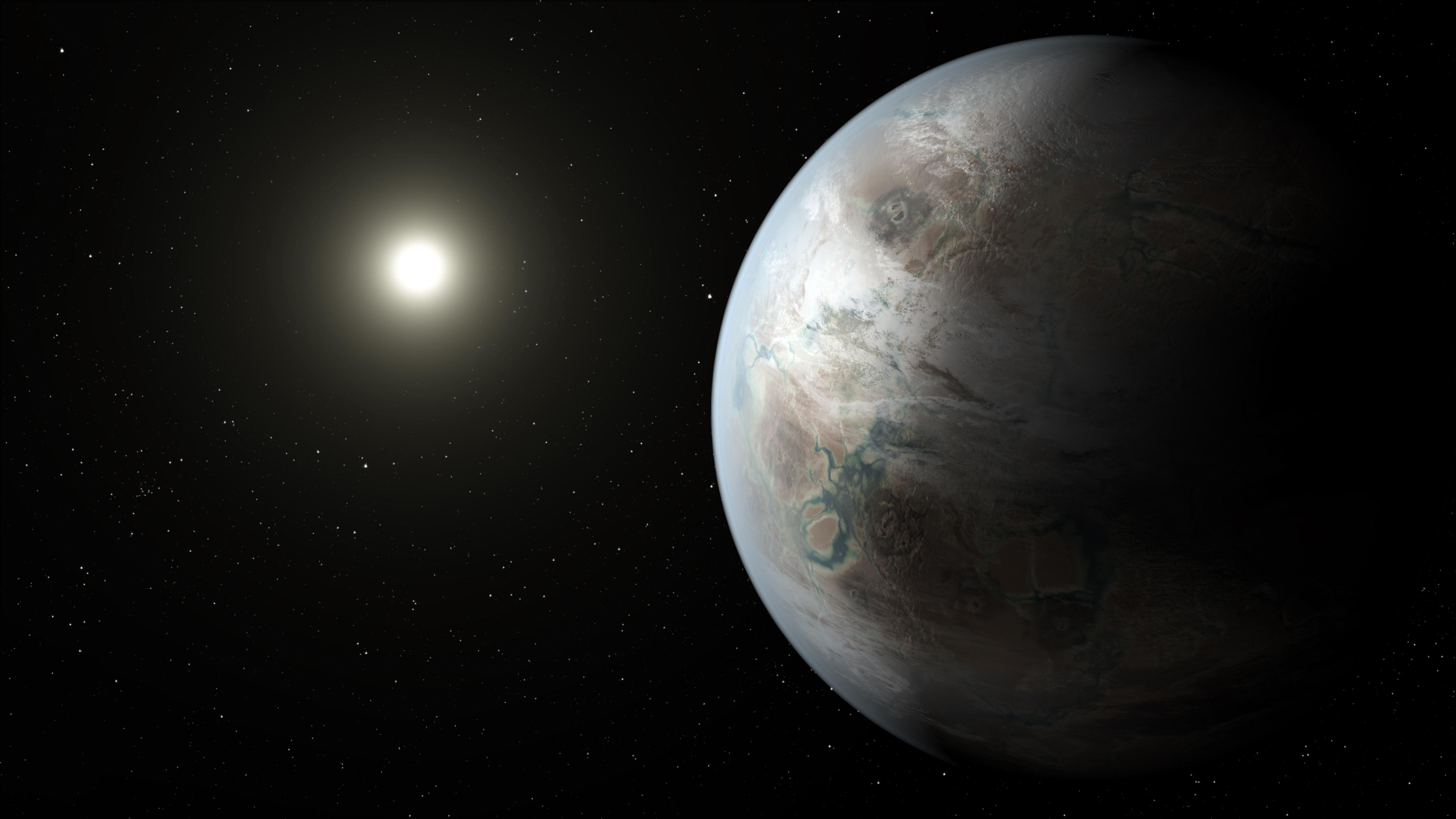 Открита е подобна на Земята планета (видео)