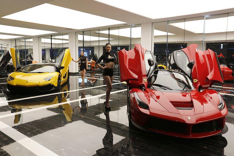 Ferrari излиза на Нюйоркската фондова борса