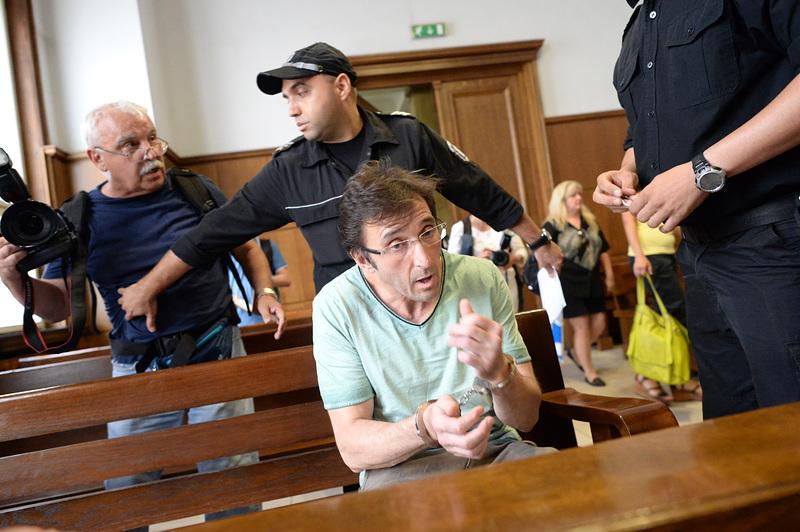 СГС отказа да пусне Герман Костин от ареста