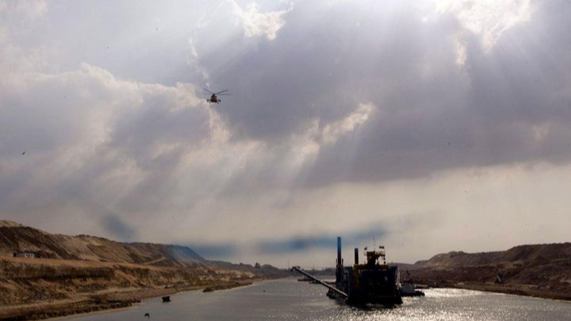 Русия, Индия и Иран замислят алтернатива на Суецкия канал