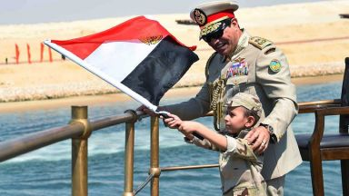 Египтяните оставиха Сиси президент до 2030 г.