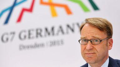 Бундесбанк: Няма сигнали за рецесия