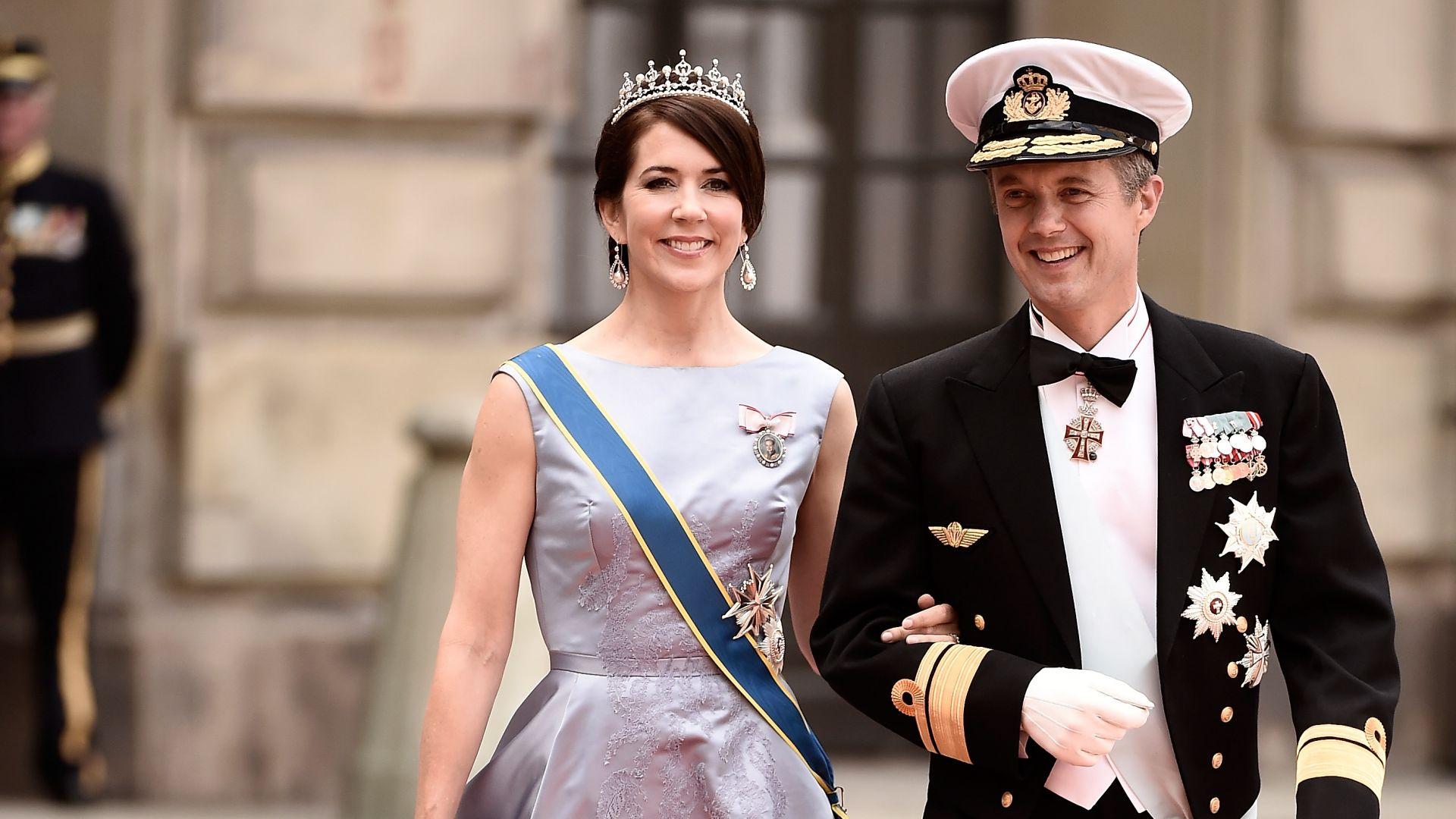 Датският принц Фредерик се подложи на операция