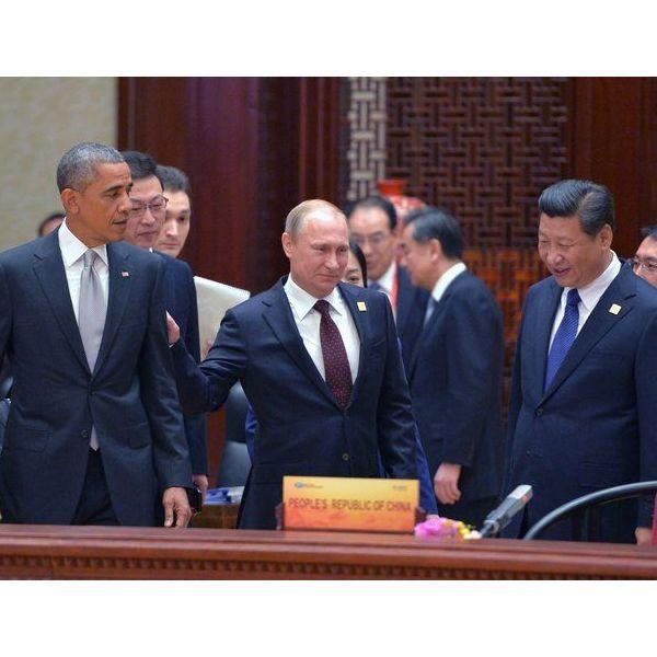Дали триъгълникът САЩ-Китай-Русия ще прекрои световния ред?