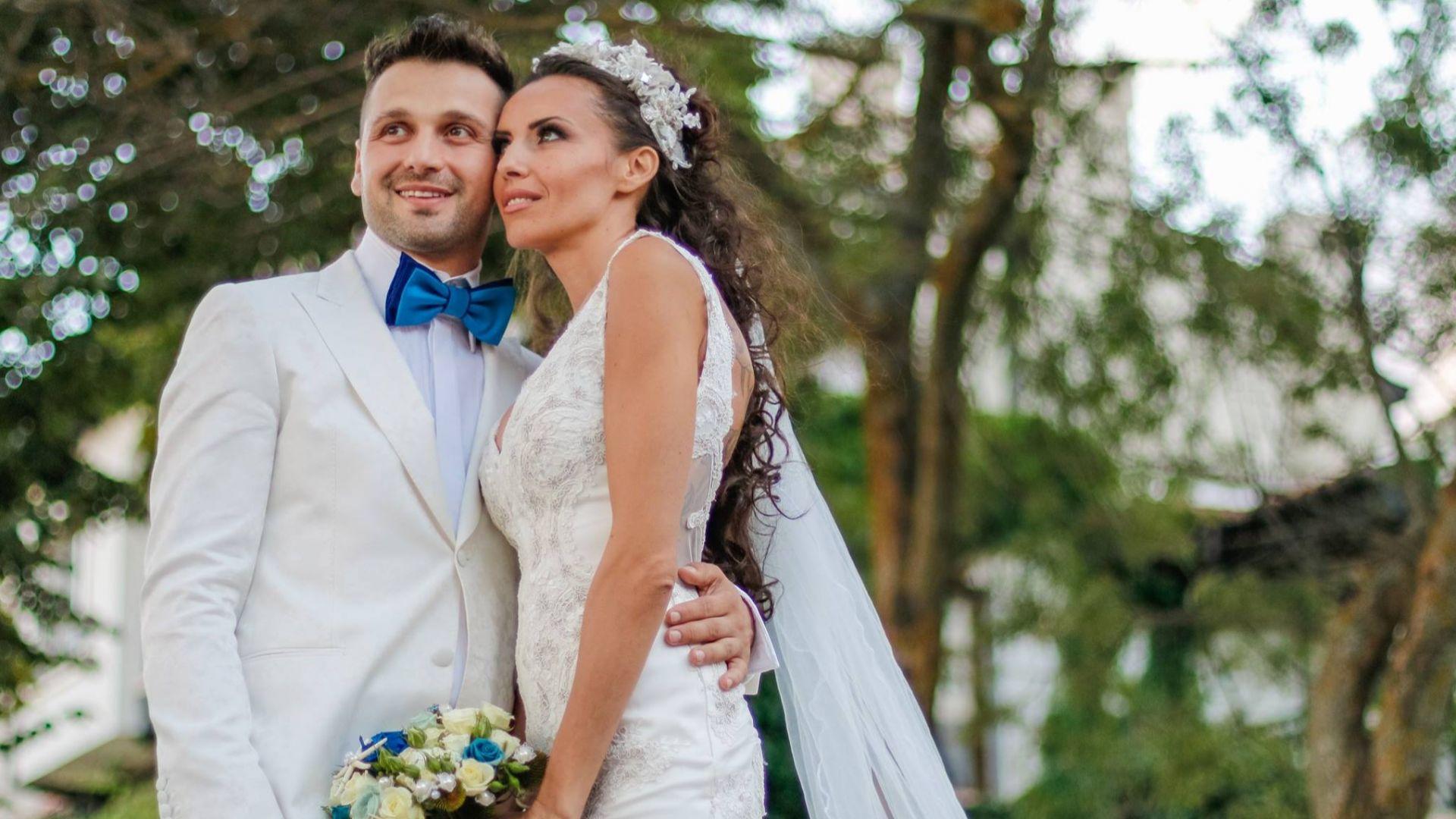 Александър Сано: От 10 години сме с Нели и съм все така влюбен в нея