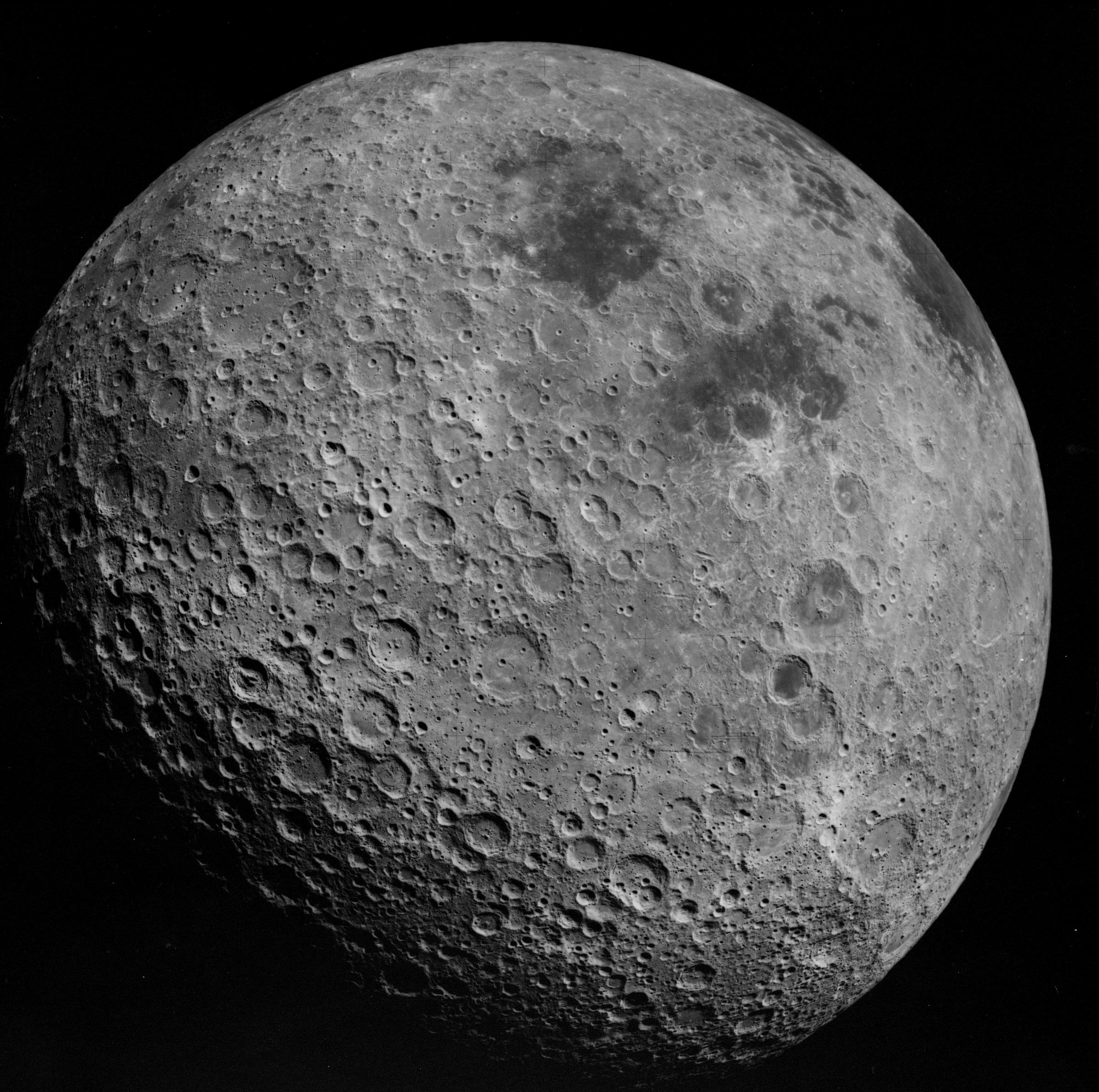 Китай каца първи на тъмната страна на Луната?