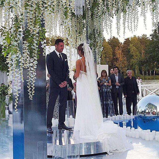 Благой Георгиев се ожени за Есмер в Москва