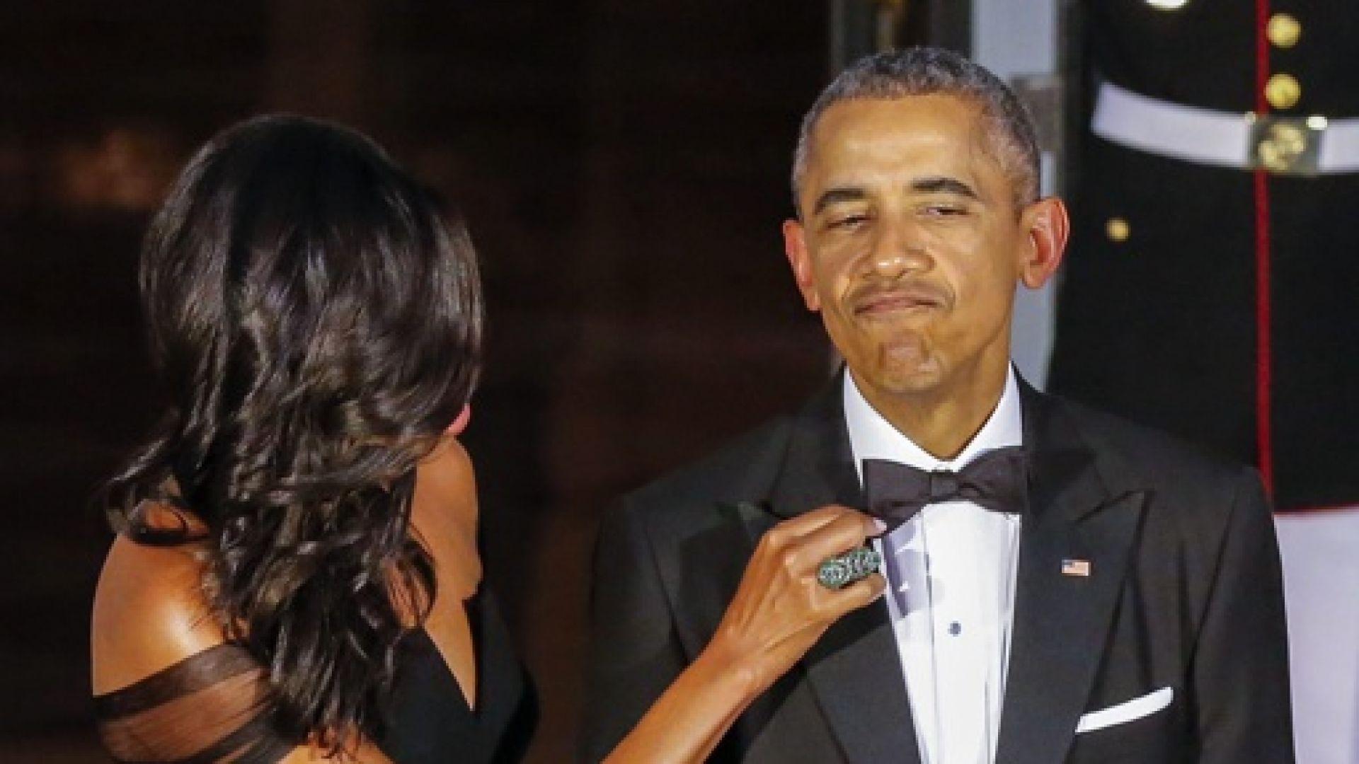Барак и Мишел Обама подписаха с Нетфликс