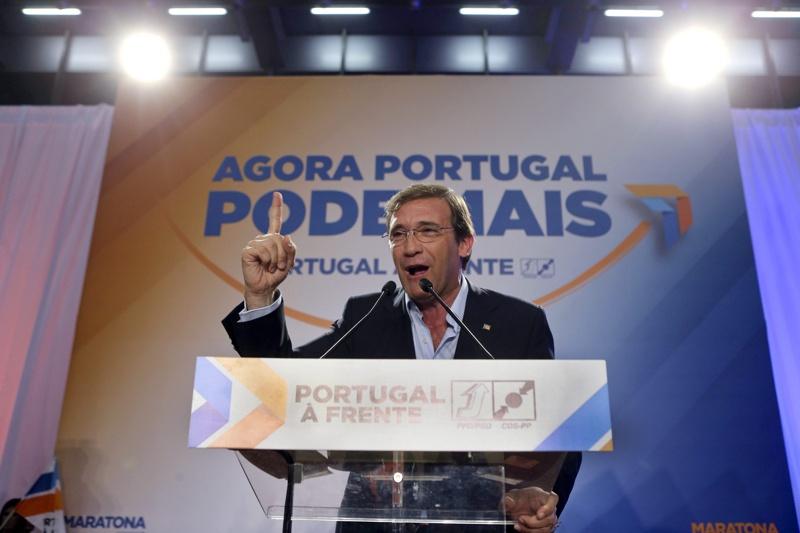 Десноцентристите печелят изборите в Португалия