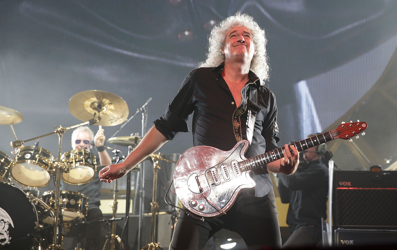 Брайън Мей от Queen оглави класацията за най-великите китаристи