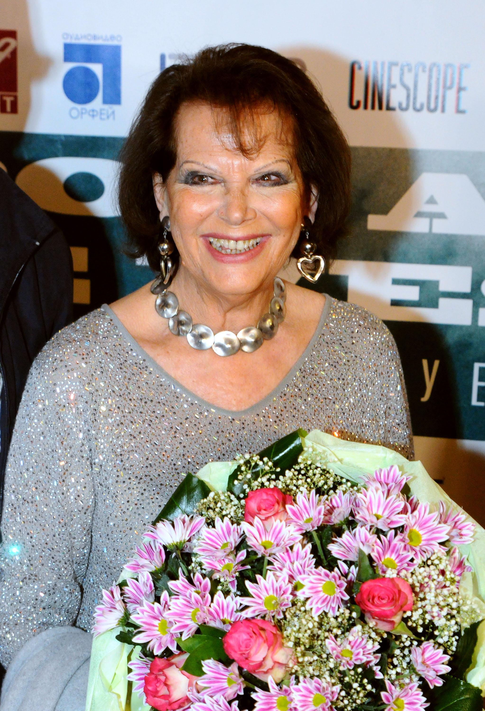 Клаудия Кардинале отбеляза 80-ия си рожден ден на сцената