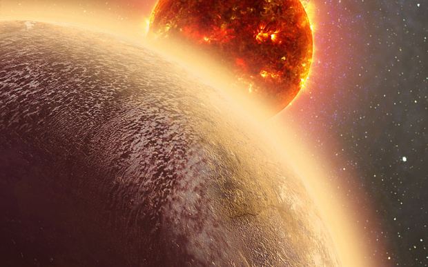 Откриха планета само на 39 светлинни години от нас