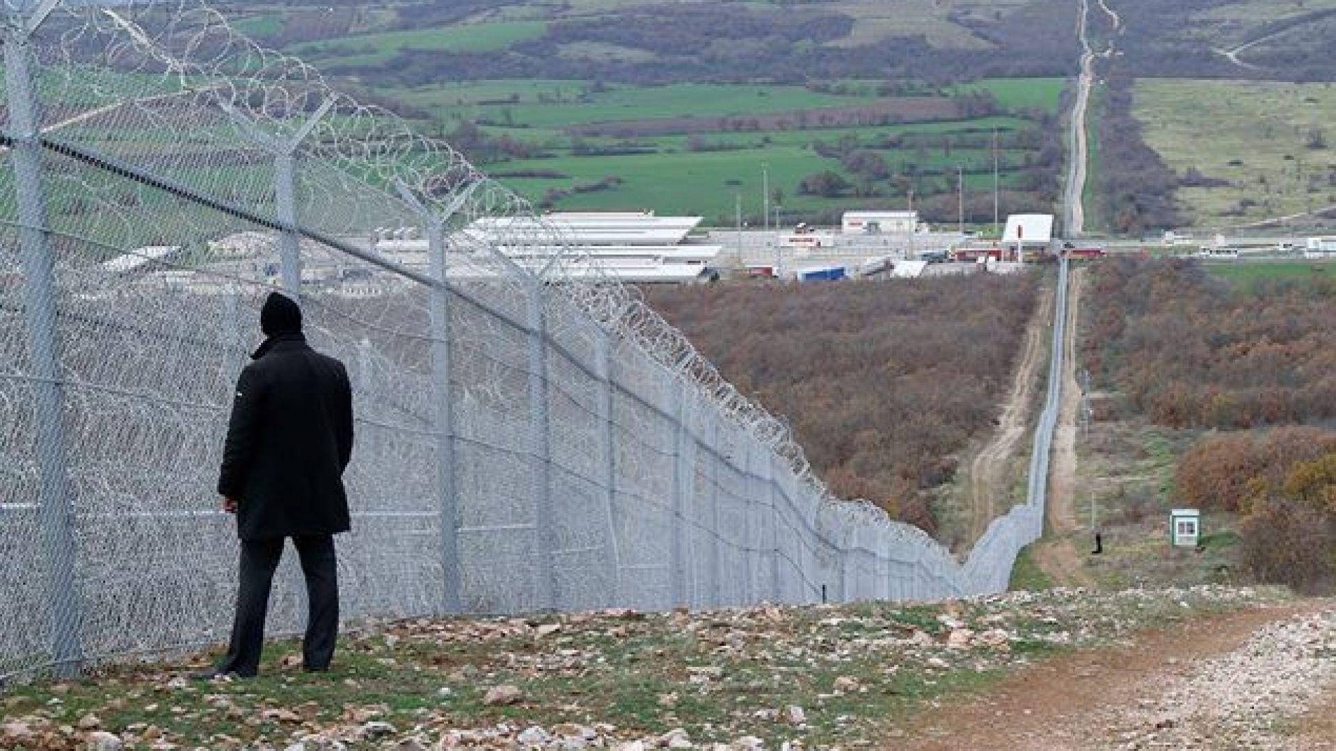 МВР изцяло поема поддръжката и ремонтите на граничната ограда с Турция