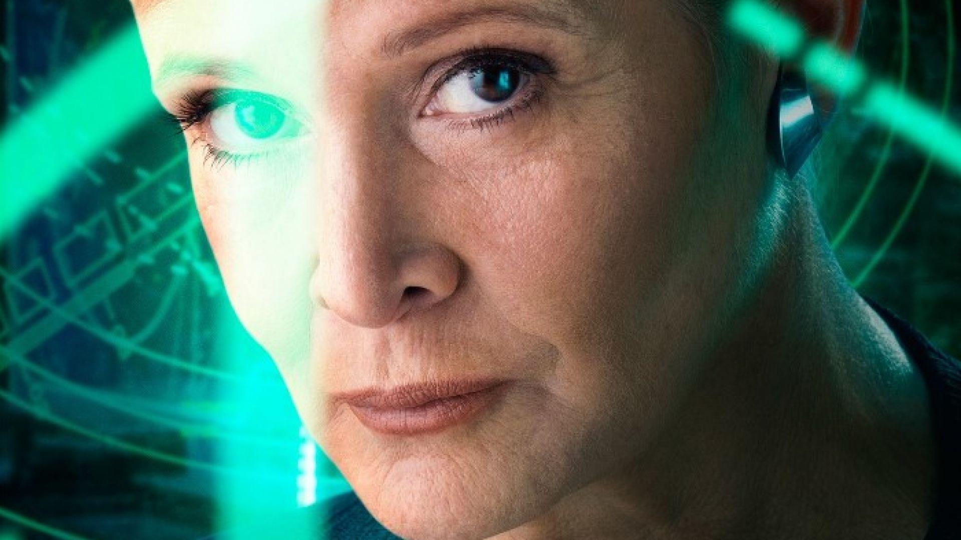 """Кари Фишър ще участва и в """"Междузвездни войни: Епизод IX"""""""