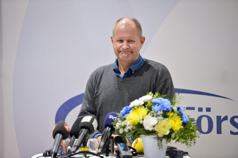 Шведската полиция прикрила сексуални посегателства