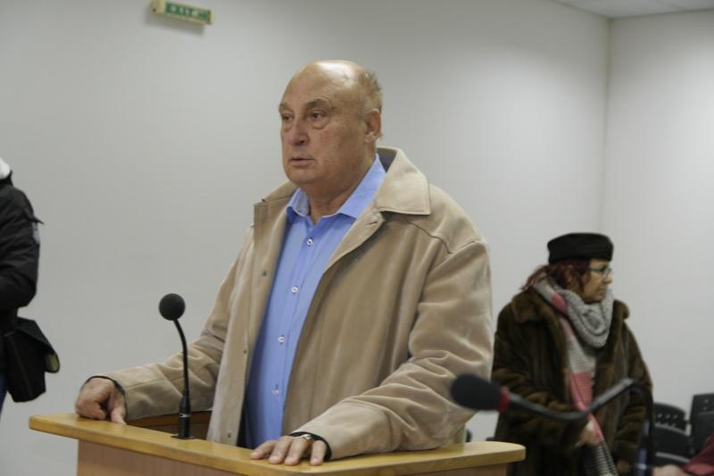 2 г. затвор за Цар Киро заради живак и антики