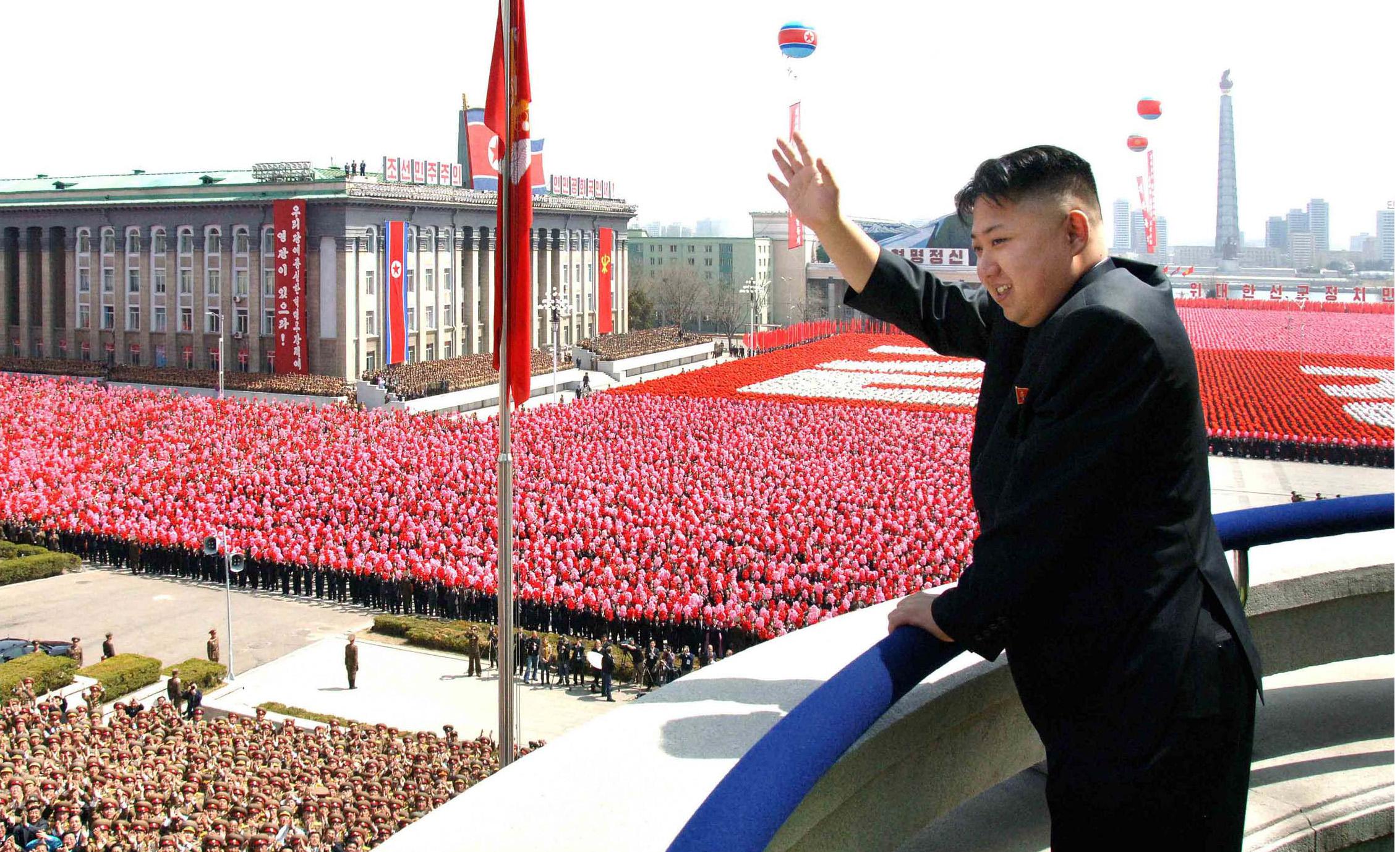 Колко човека имат интернет в Северна Корея?