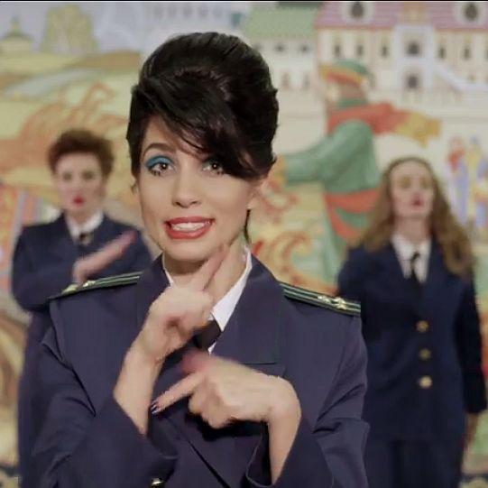"""Пуси райът"" осмя в нов клип генералния прокурор на Русия"