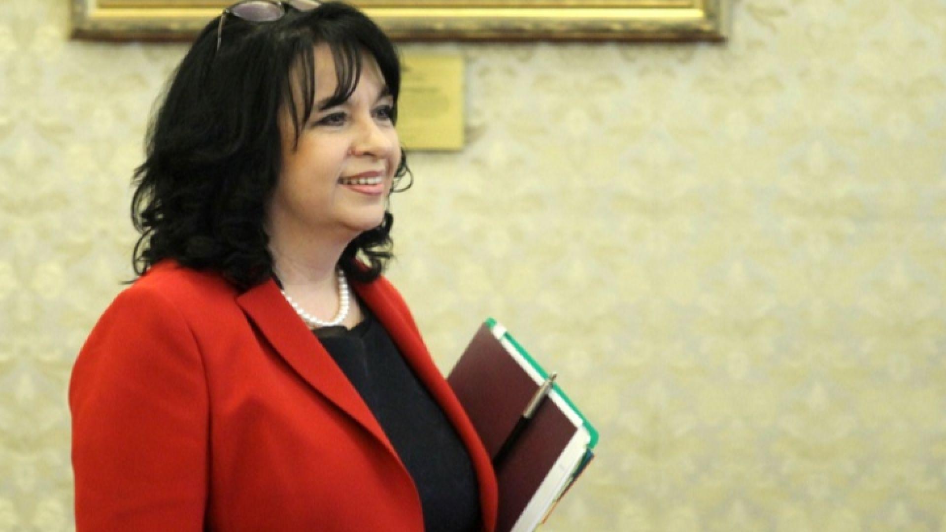 НС даде мандат на Петкова да преговаря с ЕК по делото срещу БЕХ