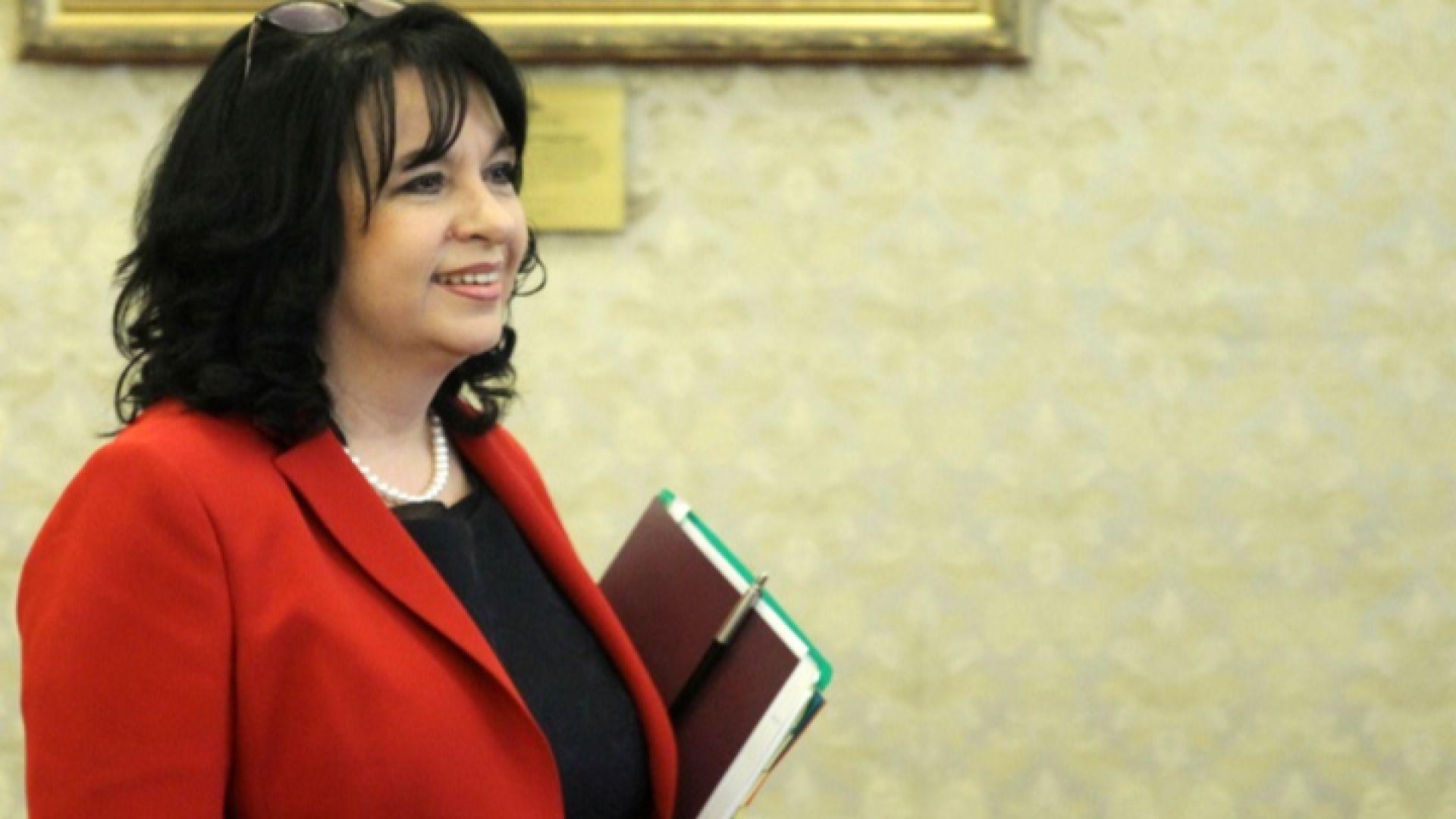 Теменужка Петкова потвърди: Природният газ ще скочи с близо 14%