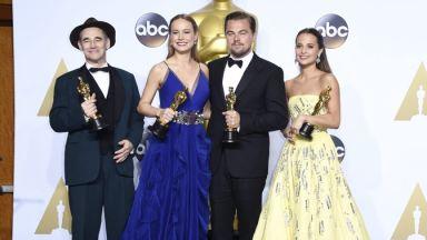 Разкриха подробности за Оскарите - зрител ще представи номинираните филми