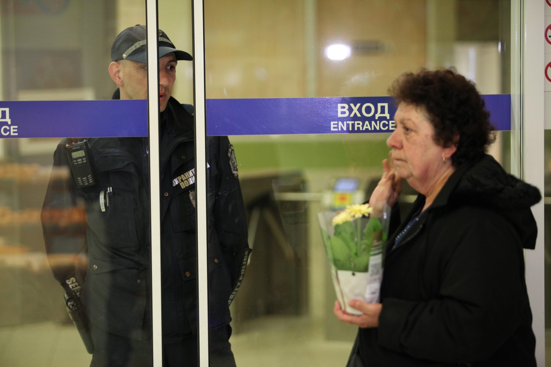 Забравен багаж временно затвори метростанцията при СУ
