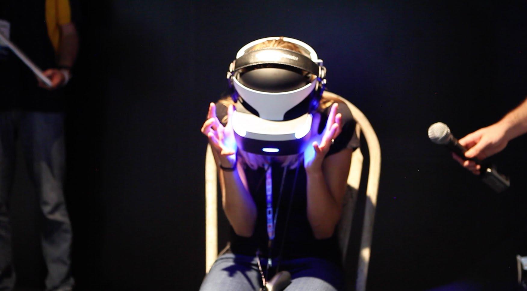 Отваря врати първото IMAX VR кино