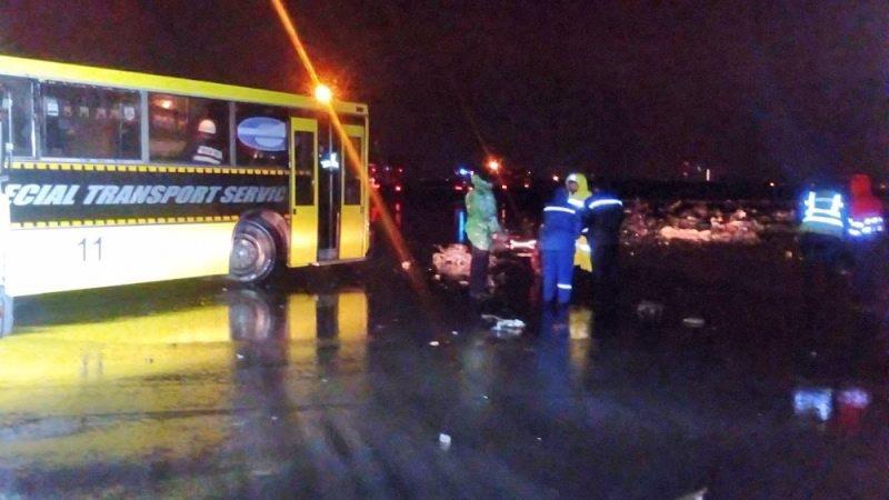 Самолет се разби в Ростов на Дон (обновена)