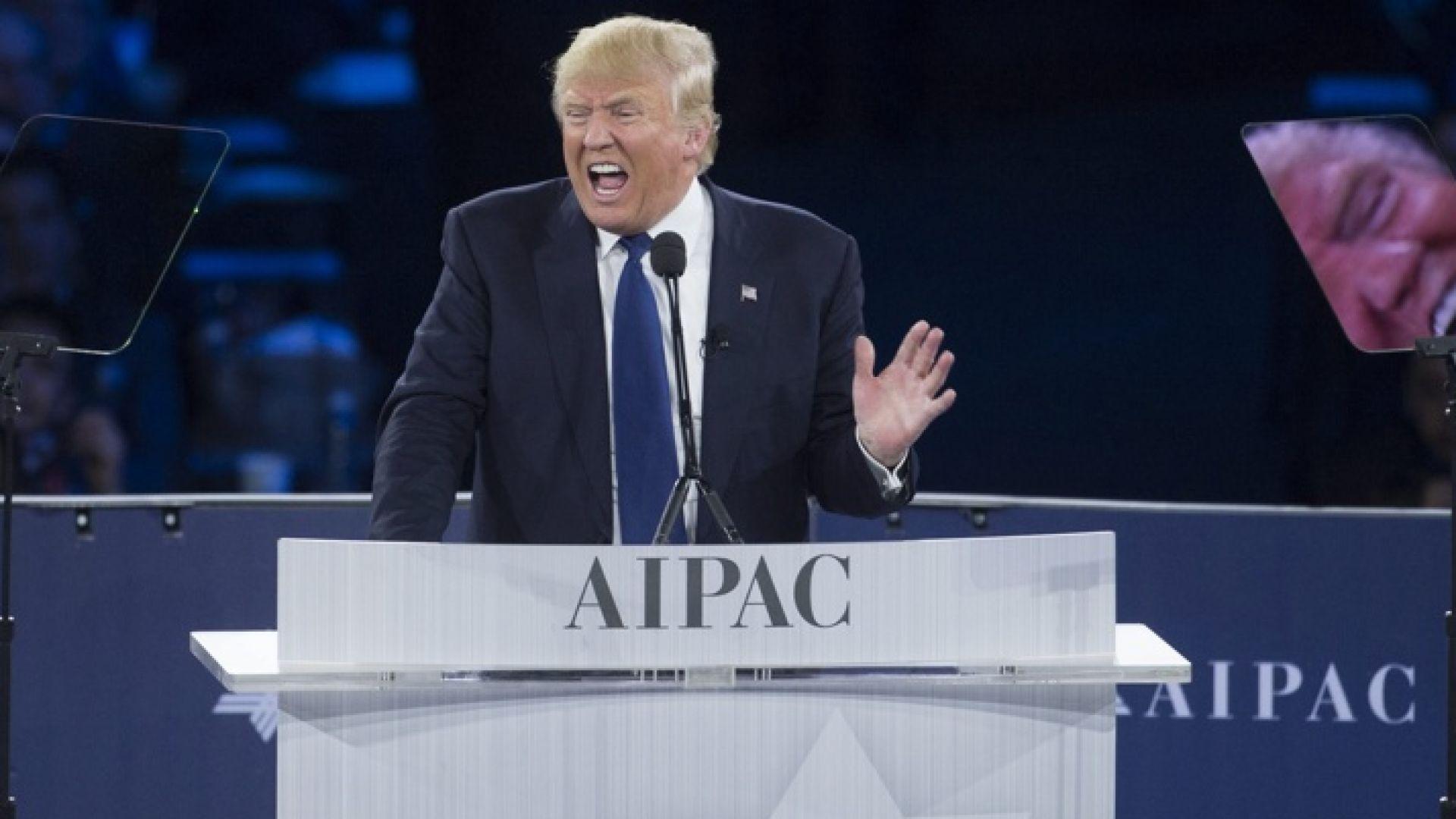Тръмп обяви създаване на Космически въоръжени сили