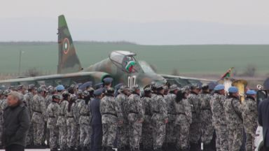 Руски инспектори проверяват наши военни бази